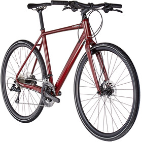 Orbea Vector 20, metallic dark red
